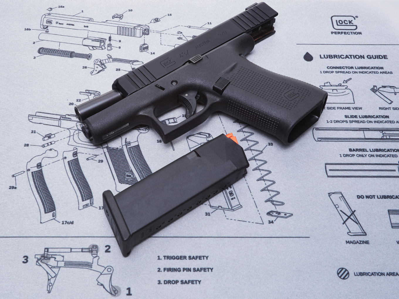 GLOCK Downloadable Materials